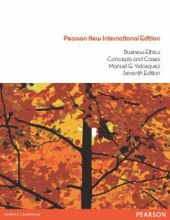 Business Ethics: Pearson New International Edit...